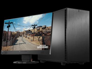 【BTO】標準モデル:72001368 01 デスクトップ・ノートPC BTO標準構成 ミドルタワー