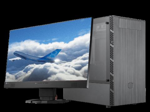 【BTO】標準モデル:72001648 01 デスクトップ・ノートPC BTO標準構成 ミニタワー
