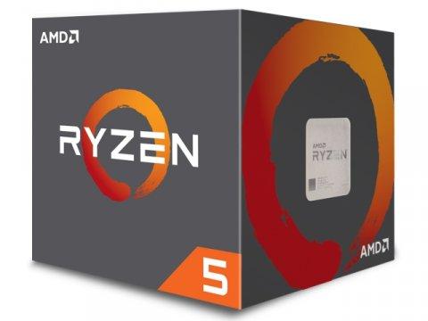 AMD Ryzen 5 2600 YD2600BBAFBOX 02 PCパーツ CPU(Intel AMD) AMDプロセッサ