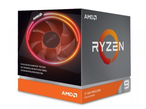 AMD Ryzen 9 3900X 100-100000023BOX 02 PCパーツ CPU(Intel AMD) AMDプロセッサ