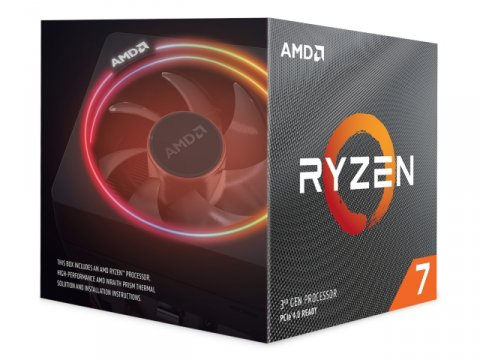 AMD Ryzen 7 3800X 100-100000025BOX 02 PCパーツ CPU(Intel AMD) AMDプロセッサ