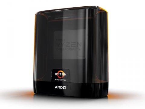 AMD Ryzen TR 3990X 100-100000163WOF 02 PCパーツ CPU(Intel AMD) AMDプロセッサ