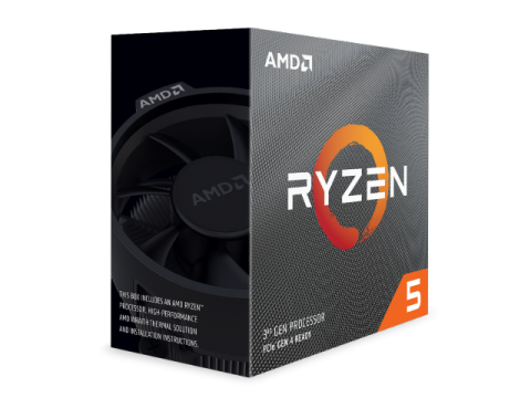 AMD Ryzen 5 3500 100-100000050BOX 02 PCパーツ CPU(Intel AMD) AMDプロセッサ