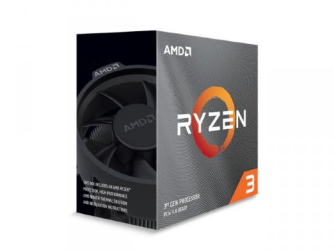 AMD Ryzen 3 3300X 100-100000159BOX 02 PCパーツ CPU(Intel AMD) AMDプロセッサ