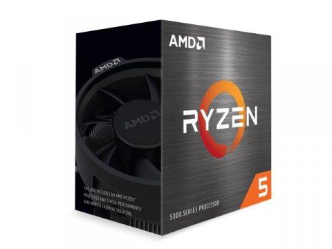 AMD Ryzen 5 5600X 100-100000065BOX 02 PCパーツ CPU(Intel AMD) AMDプロセッサ