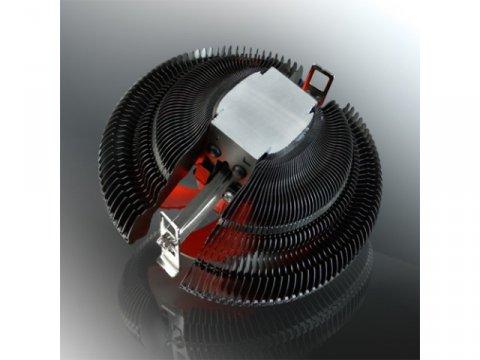 RAIJINTEK JUNO X RED 0R100057 02 PCパーツ クーラー | FAN | 冷却関連 CPUクーラー