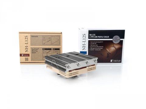 Noctua NH-L12S 02 PCパーツ クーラー | FAN | 冷却関連 CPUクーラー