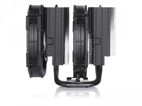 Noctua NH-D15 chromax.black 02 PCパーツ クーラー | FAN | 冷却関連 CPUクーラー