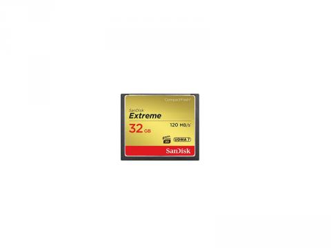 SANDISK CF Ex 32GB SDCFXSB-032G-G46 02 モバイル フラッシュメモリー コンパクトフラッシュ