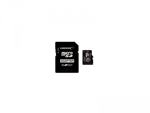 HIDISC MicroSD HDMCSDX256GCL10UIJP3 02 モバイル フラッシュメモリー MicroSDXC
