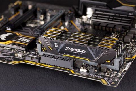 Crucial BLS4K16G4D26BFST DDR4-2666 16Gx4 02 PCパーツ PCメモリー デスクトップ用