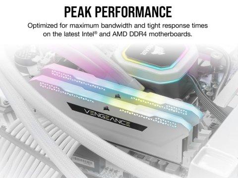 CMH32GX4M2D3600C18W 02 PCパーツ PCメモリー デスクトップ用