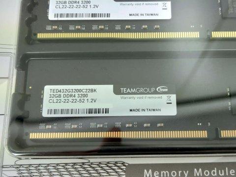 TED464G3200C22DC01 02 PCパーツ PCメモリー デスクトップ用