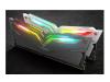 TF1D416G3000HC16CDC01 DDR4-3000 8GBx2 BK 02 PCパーツ PCメモリー デスクトップ用