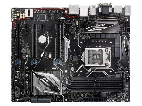ASUS Z170 PRO GAMING/AURA 02 PCパーツ マザーボード | メインボード Intel用メインボード