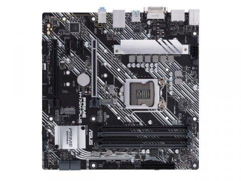 ASUS PRIME H470M-PLUS 02 PCパーツ マザーボード | メインボード Intel用メインボード