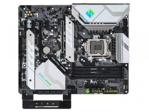 ASRock Z590 Steel Legend 02 PCパーツ マザーボード | メインボード Intel用メインボード