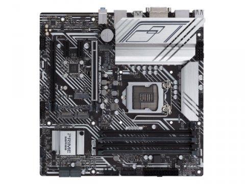 ASUS PRIME Z590M-PLUS 02 PCパーツ マザーボード | メインボード Intel用メインボード