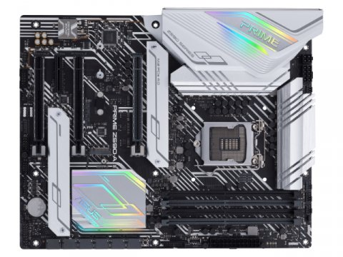 ASUS PRIME Z590-A 02 PCパーツ マザーボード   メインボード Intel用メインボード