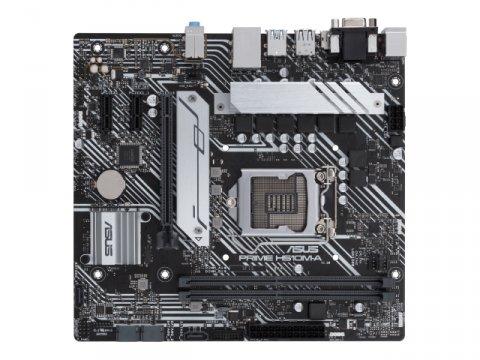 ASUS PRIME H510M-A 02 PCパーツ マザーボード | メインボード Intel用メインボード