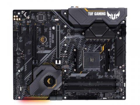 ASUS TUF GAMING X570-PLUS 02 PCパーツ マザーボード | メインボード AMD用メインボード