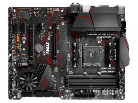 MSI MPG X570 GAMING PLUS 02 PCパーツ マザーボード | メインボード AMD用メインボード