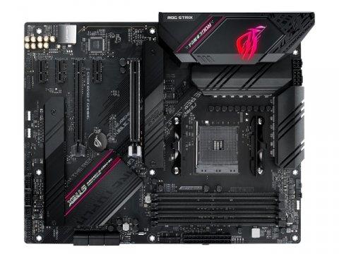 ASUS ROG STRIX B550-F GAMING 02 PCパーツ マザーボード | メインボード AMD用メインボード