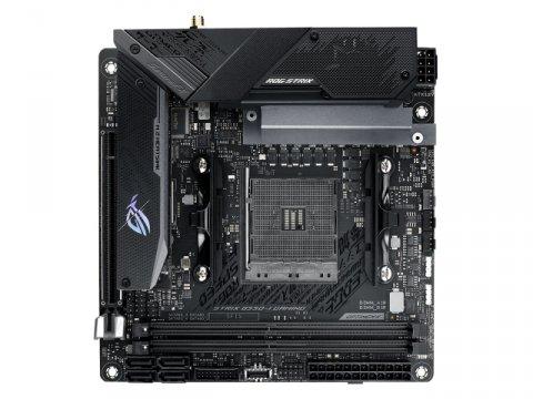ASUS ROG STRIX B550-I GAMING 02 PCパーツ マザーボード | メインボード AMD用メインボード