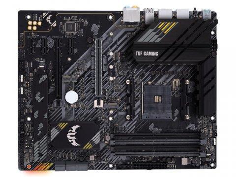 ASUS TUF GAMING B550-PLUS 02 PCパーツ マザーボード | メインボード AMD用メインボード