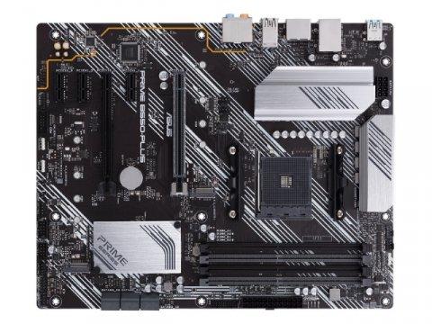 ASUS PRIME B550-PLUS 02 PCパーツ マザーボード | メインボード AMD用メインボード