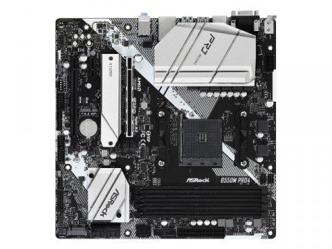 ASRock B550M Pro4 02 PCパーツ マザーボード | メインボード AMD用メインボード