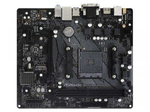 ASRock B550M-HDV 02 PCパーツ マザーボード | メインボード AMD用メインボード