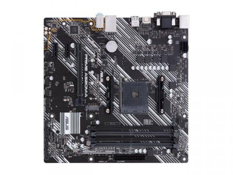 ASUS PRIME A520M-A 02 PCパーツ マザーボード | メインボード AMD用メインボード