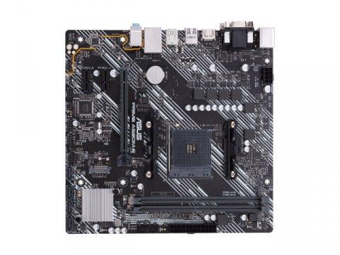 ASUS PRIME A520M-E 02 PCパーツ マザーボード | メインボード AMD用メインボード