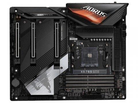 GIGABYTE X570S AORUS MASTER 02 PCパーツ マザーボード   メインボード AMD用メインボード