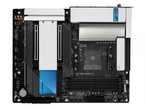 GIGABYTE X570S AERO G 02 PCパーツ マザーボード | メインボード AMD用メインボード
