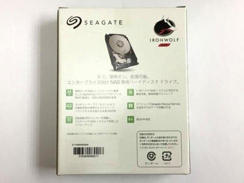 Seagate ST10000NE0004 02 PCパーツ ドライブ・ストレージ ハードディスク・HDD