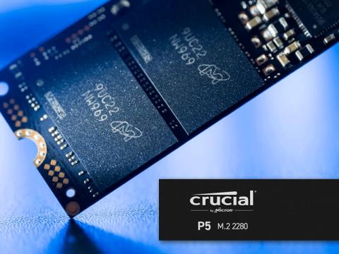Crucial CT1000P5SSD8JP 02 PCパーツ ドライブ・ストレージ SSD