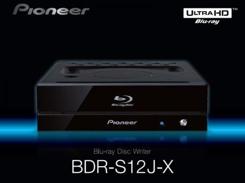 Pioneer BDR-S12J-X 02 PCパーツ 周辺機器 光学式・その他ドライブ 光学式ドライブ