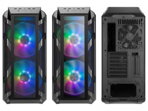 MCM-H500M-IHNN-S00 MasterCase H500M 02 PCパーツ PCケース | 電源ユニット PCケース
