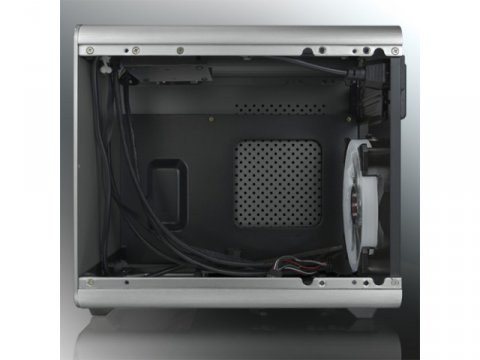 RAIJINTEK METIS PLUS SILVER 0R200057 02 PCパーツ PCケース | 電源ユニット PCケース