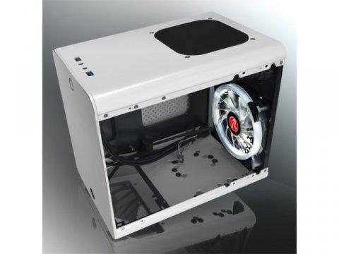 RAIJINTEK METIS PLUS WHITE 0R200061 02 PCパーツ PCケース | 電源ユニット PCケース