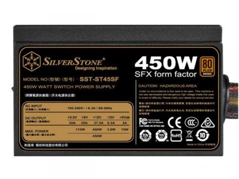 Silverstone SST-ST45SF-V3 02 PCパーツ PCケース | 電源ユニット 電源ユニット