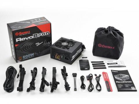 ENERMAX ERB600AWT RevoBron 600W 02 PCパーツ PCケース | 電源ユニット 電源ユニット