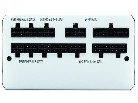 Corsair CP-9020188-JP RM850x White 2018 02 PCパーツ PCケース | 電源ユニット 電源ユニット