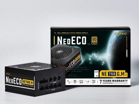 Antec NE750G M 02 PCパーツ PCケース | 電源ユニット 電源ユニット