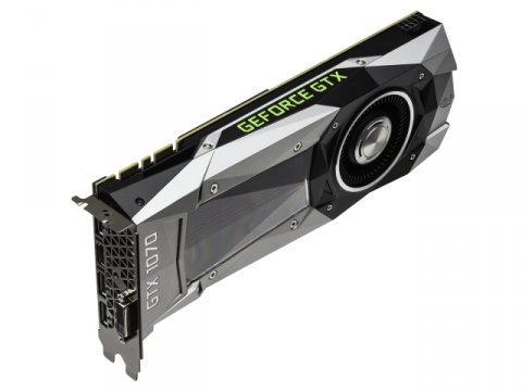 玄人志向 GF-GTX1070-E8GB/FE 02 PCパーツ グラフィック・ビデオカード PCI-EXPRESS