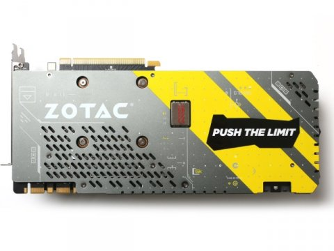 ZOTAC ZT-P10800B-10P AMP Extreme VD6077 02 PCパーツ グラフィック・ビデオカード PCI-EXPRESS