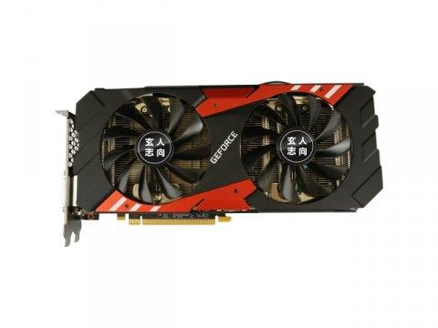 玄人志向 GF-GTX1080-E8GB/OC/DF 02 PCパーツ グラフィック・ビデオカード PCI-EXPRESS
