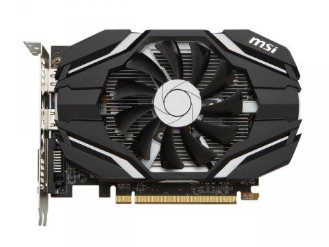 MSI Radeon RX 460 2G OC 02 PCパーツ グラフィック・ビデオカード PCI-EXPRESS